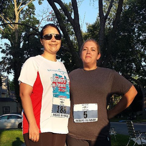 Runners On Parade 5k