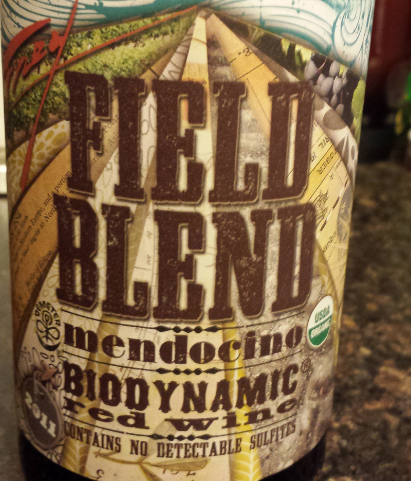 Frey Field Blend Red