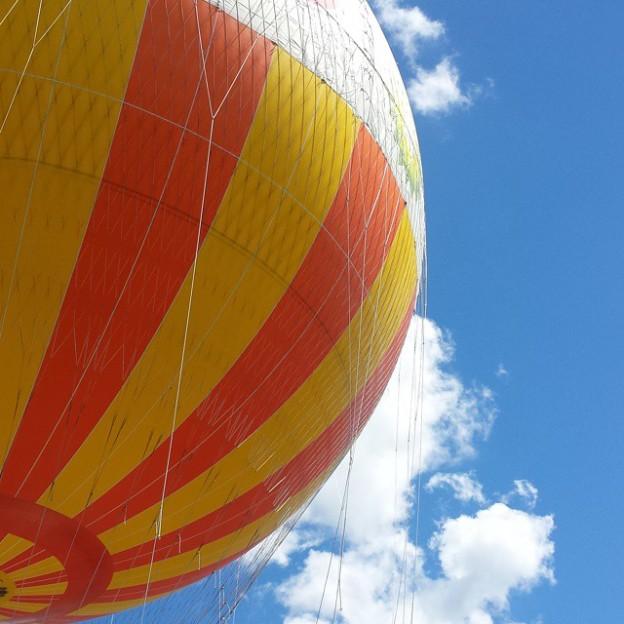 Hot Air Balloon Ride Conner Prairie Indianapolis