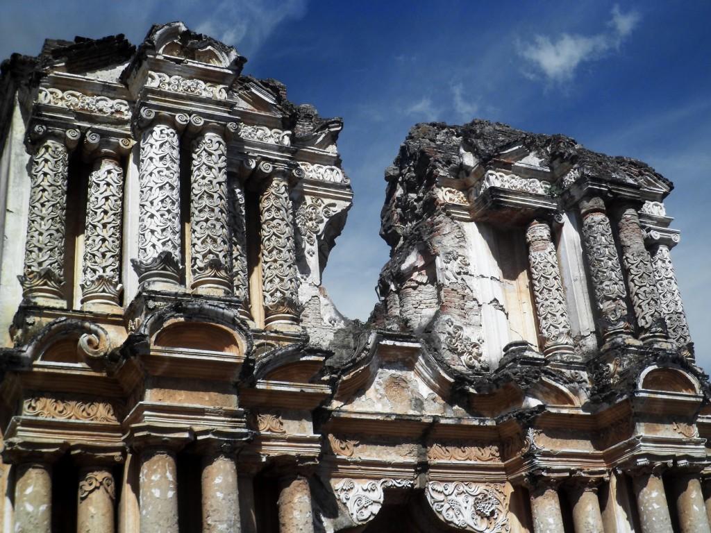 El Carmen Cathedral Ruins, Antigua, Guatemala