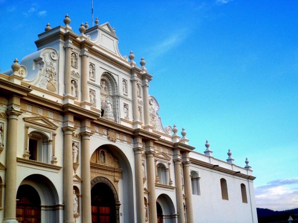 San Jose Catedral Antigua Guatemala