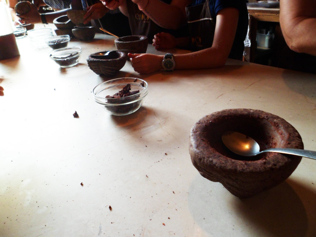 Choco Museo Chocolate Workshop Antigua Guatemala