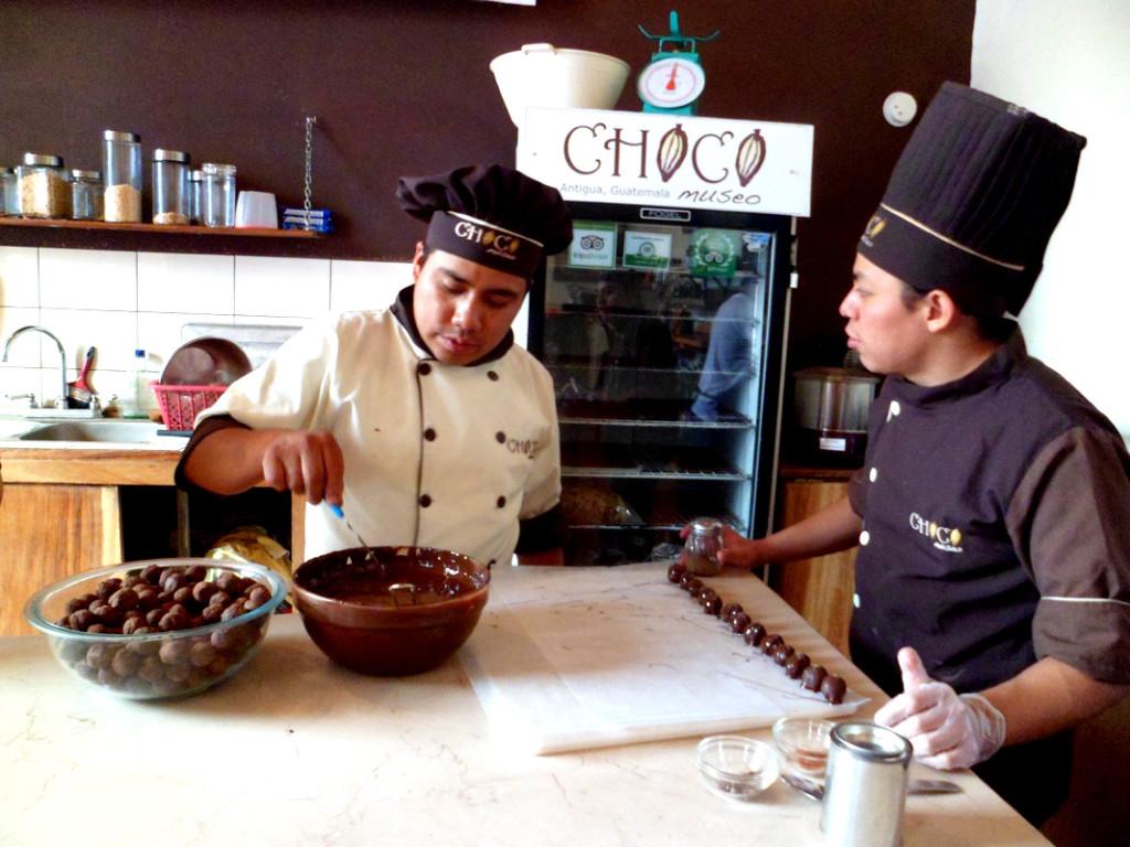 Choco Museo Antigua Guatemala