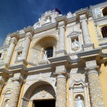The Cathedrals of Antigua, Guatemala
