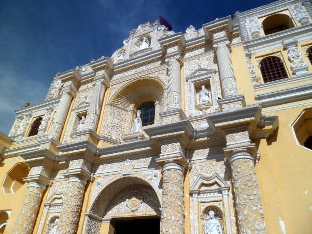 La Merced Catedral, Antigua, Guatemala