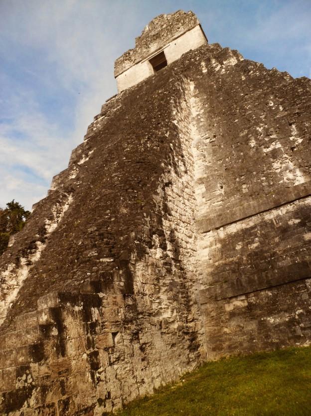 Tikal Mayan Temple, Guatemala