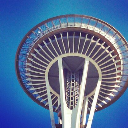4 Hours In Seattle: Space Needle