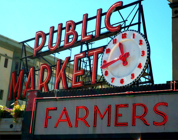 4 Hours In Seattle: Pike Place Market