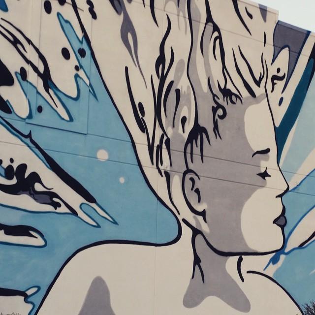 Mass Ave Indy Street Art