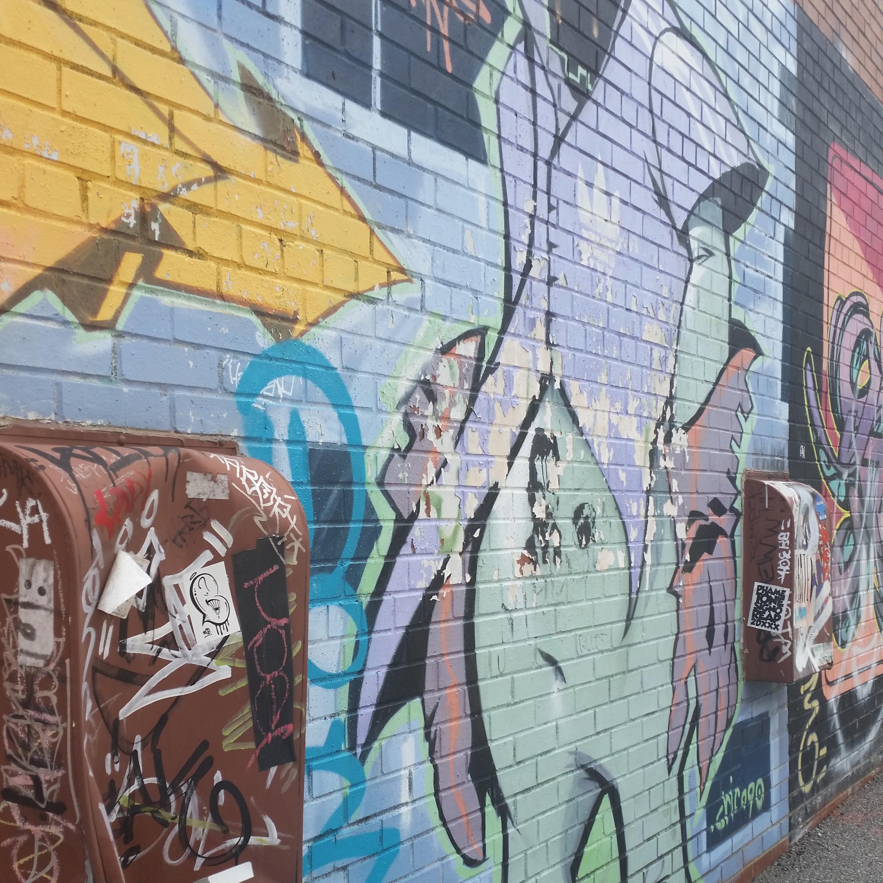 Broad Ripple Street Art